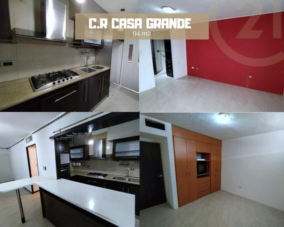 Excelente Apartamento En Venta C.r Casa Grande