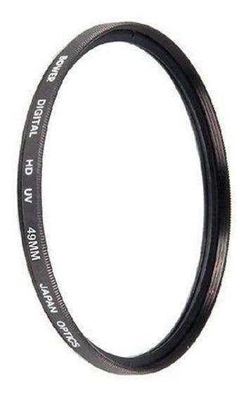 Filtro 49mm Digital Hd Uv Bower