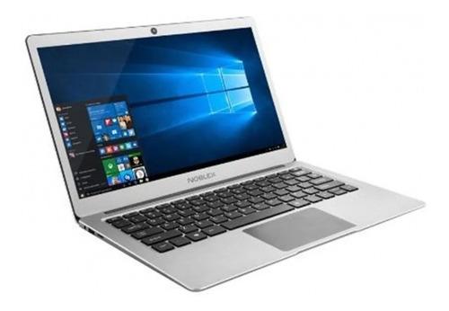 Notebook Noblex Intel Celeron N3350 Ram 4gb/500gb Ad