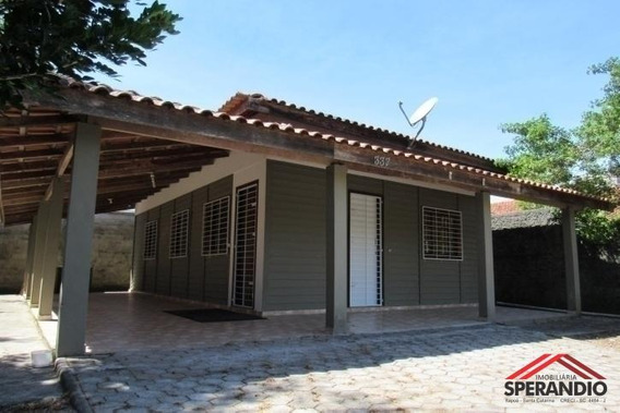 Casa C/ 101,50m², Entre As Av. Principais, No Lot. São José - 2348
