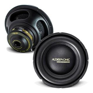 Subwoofer Audiophonic Sensation - S1-10-s4 - 200 Wrms- Unid.
