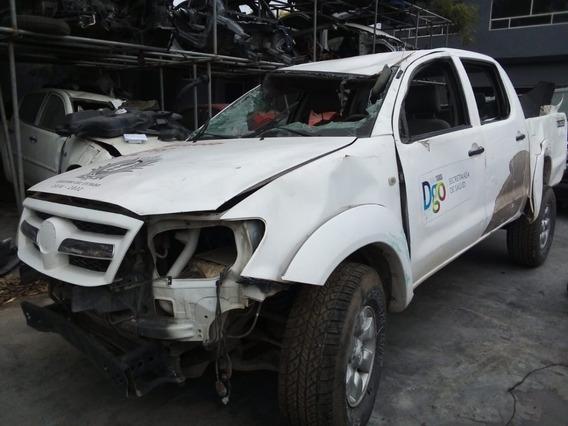 Toyota Hilux 2008 A 2013 Yonques Refaccion Piezas