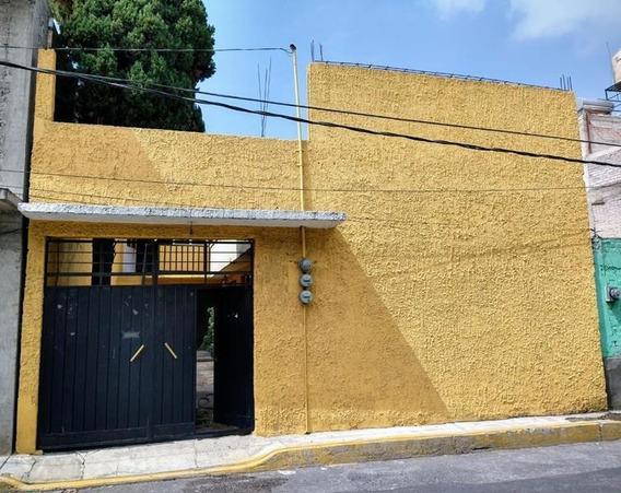 Casa En Venta En San Miguel Teotongo, Iztapalapa, Cdmx