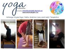 Clases De Yoga A Domicilio - Servicios en Mercado Libre Argentina 6d7b6a965cb7