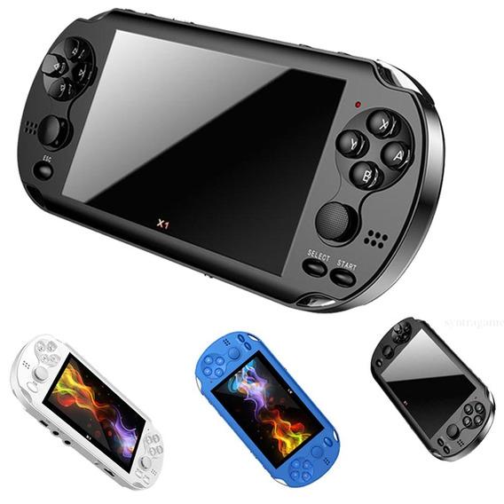 Video Game Portátil Jogos Player Mp3 Mp4 Mp5 Pmp Nes Mini Hd
