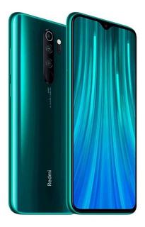 Celulares Xiaomi Redmi Note 8 Pro 64gb 6ram Global Verde