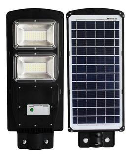 Luminaria Led Solar 60w Lampara Para Alumbrado Publico Exter
