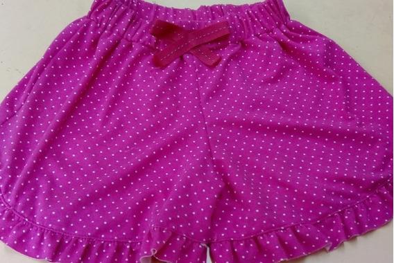 Shorts C/volados