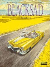 Blacksad 05: Amarillo(libro Suspense Y Terror)