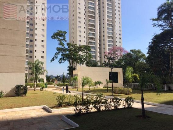 Apartamento Para Venda, 4 Dormitórios, Jardim Wanda - Taboão Da Serra - 2855