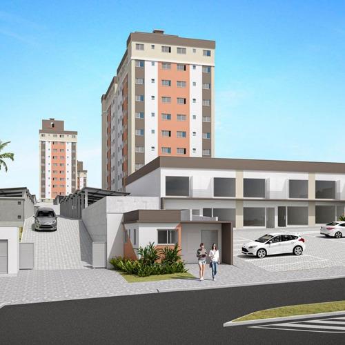 Apartamento À Venda No Bairro São Francisco - Criciúma/sc - 152