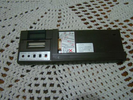 Pc1211rp Sharp , Impressora E Interface , Ler Descr.