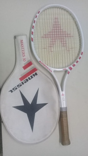 Raquete De Tenis Kneissel Master 30 (colecionador )