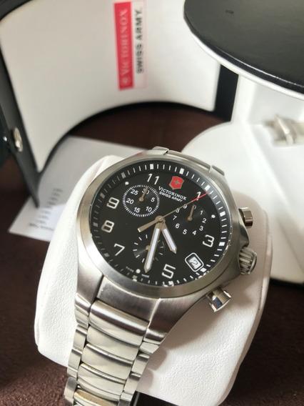 Relógio Victorinox Swiss Army Mod. 25332 Reliquia Seminovo