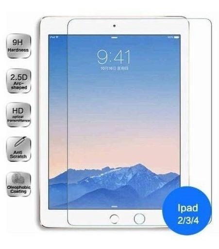 Película De Vidro Temperado iPad Mini Apple 2/3/4