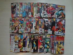 Wolverine 1992 Editora Abril 1 ª Série 61 Hq Gibis Raros