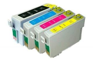 Cartuchos Para Epson T24 Tx105 Tx115 T23 117 Nuevos Hot Sale