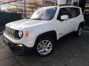 Jeep Renegade Longitude 1.8 Flex 2016 Branco