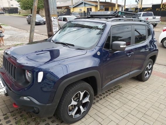 Jeep Renegade 2.0 Trailhawk 4x4 Aut. 5p 2019