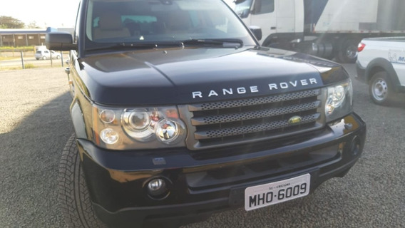 Range Rover Sport 2008 Diesel Motor 2,7