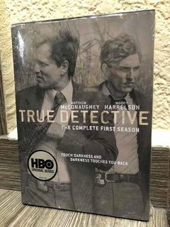 True Detective Primera Temporada Matthew Mcconaughey