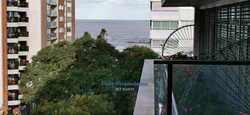 Punta Carretas Venta Apartamento 1 Dormitorio Vista Al Mar