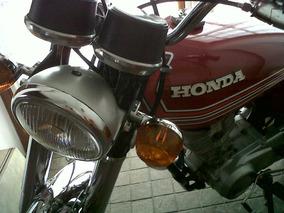 Honda Honda Cg 125 Japon 1981