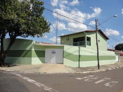 Casa Com 3 Dormitórios À Venda, 270 M² Por R$ 640.000 - João Aranha - Paulínia/sp - Ca0028