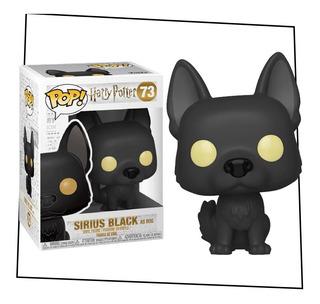 Funko Pop! - Harry Pottter - Sirius Black As Dog #73