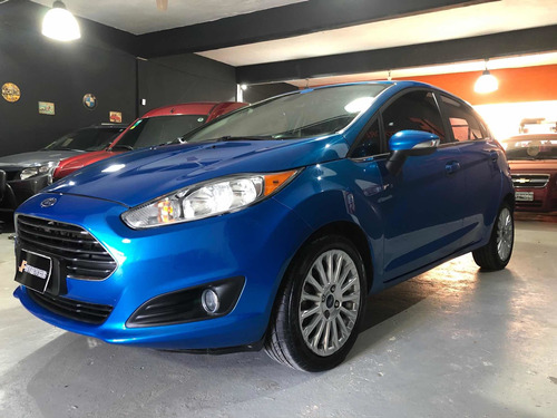 Ford Fiesta Kinetic Design 1.6 Titanium 120cv 2015