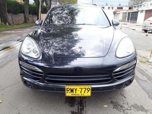 Porsche Cayenne Turbo Diesel