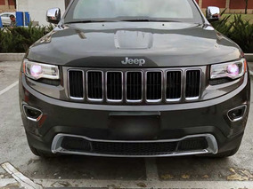 Blindada 2014 Grand Cherokee Limited 4x2 Nivel 3 P Blindados