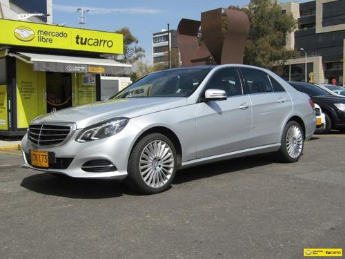 Mercedes-benz Clase E 250 Cgi At 2.0