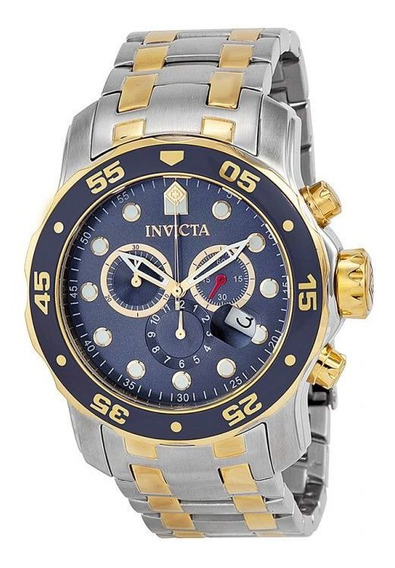Relógio Invicta, Series Pro Diver, Quartzo,masculino,modelo 0077
