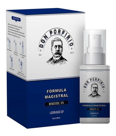 Don Porfirio - Bálsamo De Crecimiento De Barba Y Bigote 5% 6