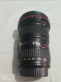 Lente Canon Ef 16-35mm L Ii Usm