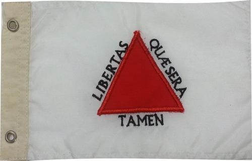 Bandeira De Minas Gerais Para Moto Bordada Dupla Face