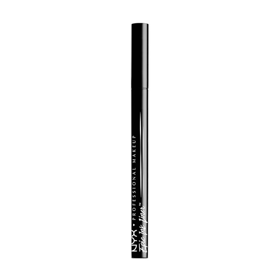 Delineador Indeleble Líquido Mate Epic Ink Liner Negro Nyx