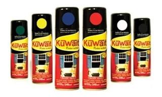 Pintura Aerosol Kuwait Cubritivo Rapido Secado 440cc Pintumm