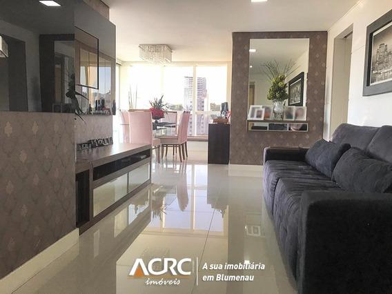 Acrc Imóveis - Apartamento Totalmente Mobiliado Na Vila Nova Para Venda - Ap03410 - 67667212