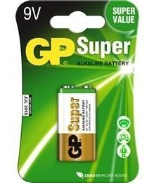 Pilas Bateria 9v Gp Alcalina Original
