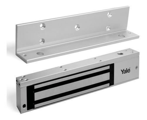 Kit De Electroimán 600lb Yale + Soporte L