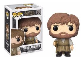 Funko Pop Game Of Thrones - Tyrion Lannister #50 Promoção :)