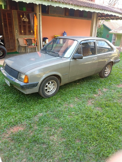 Chevrolet Chevette 84 Hatch 1.6
