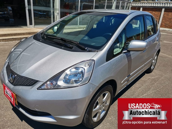 Honda Fit Lx Mt 2012