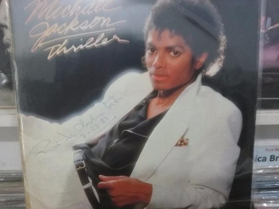 Lp Michael Jackson - Thriller