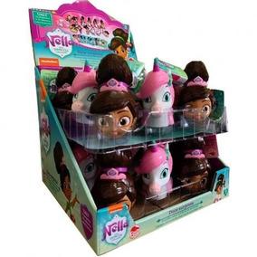 Brinquedo Nella Princesa Head Surpresa C/18 Dtc