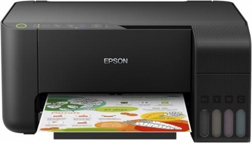Impressora Epson L3150 + 400ml Tinta Comestível Papel Arroz