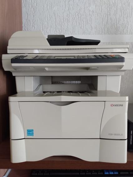 Impressora E Copiadora Kyocera Km-1820la - Usada