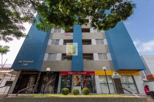 Apartamento A Venda No Bairro Água Verde Em Curitiba - Pr.  - 295-1